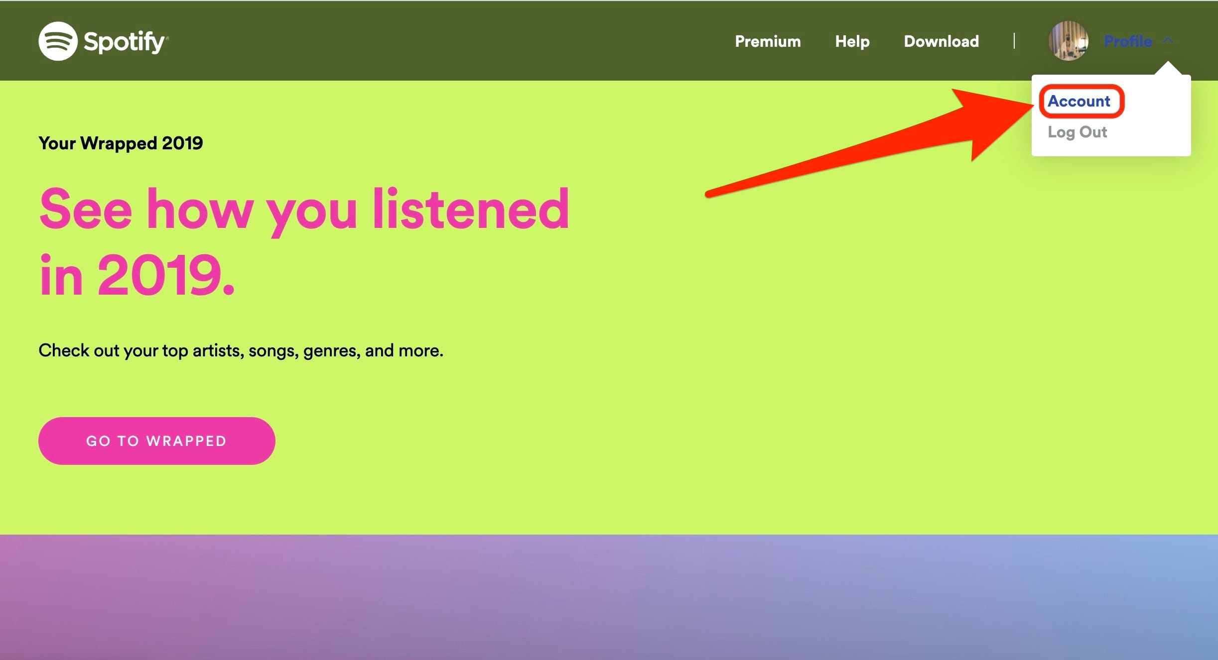 How to switch your spotify account to student
