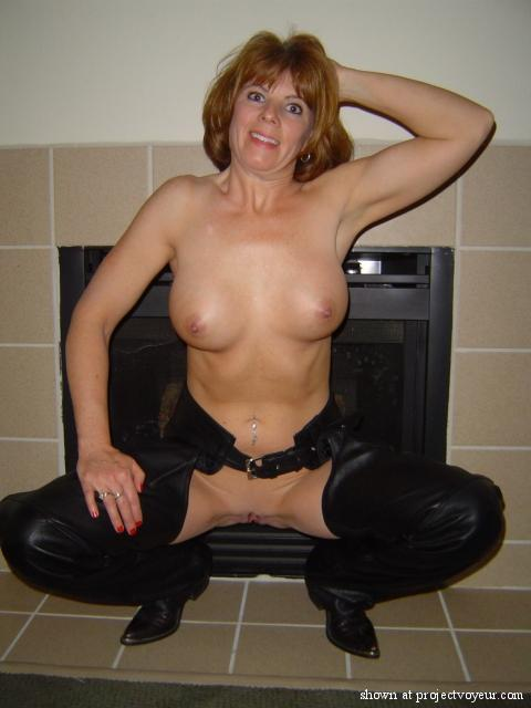 Old pictures of my wife naked