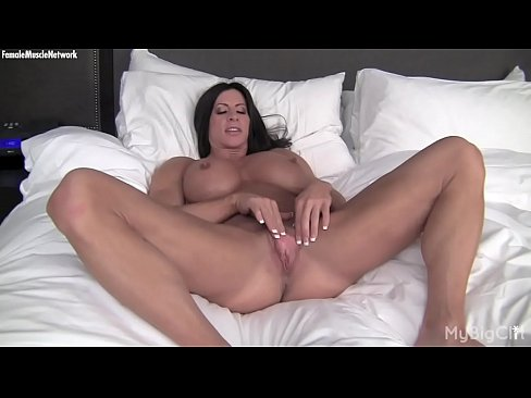 Naked women playing with women pussy