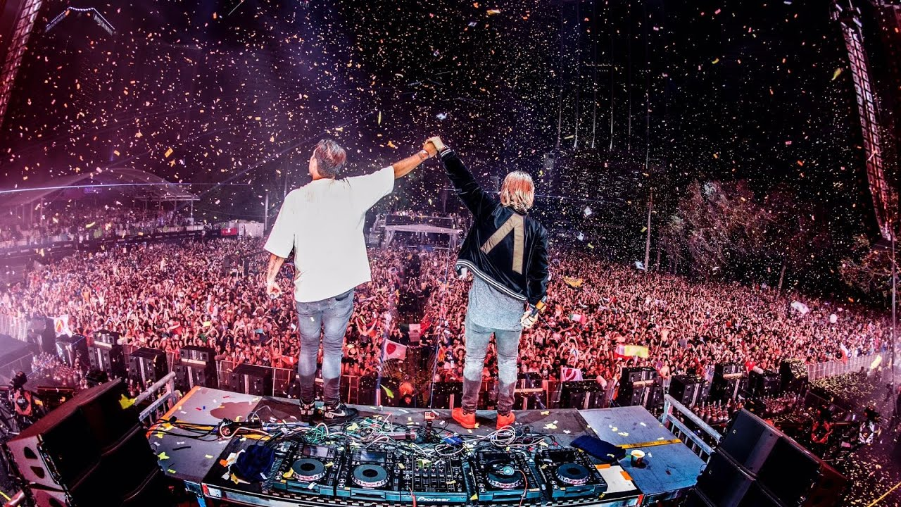 Axwell ingrosso miami 2018