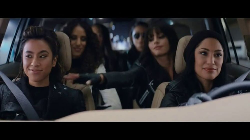 Music for new cadillac commercial