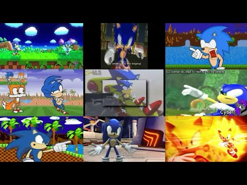 This is sonic sparta remix