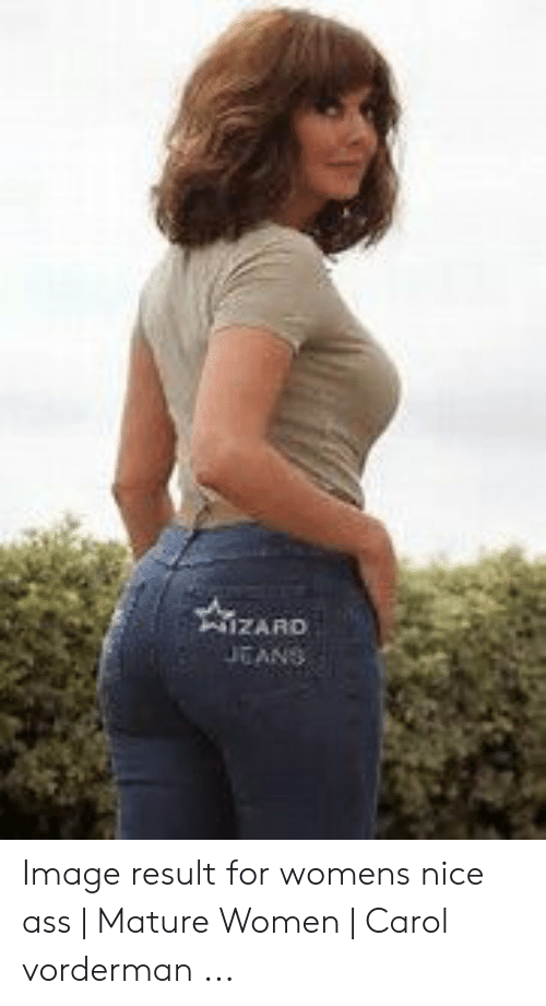 Women with nice asses